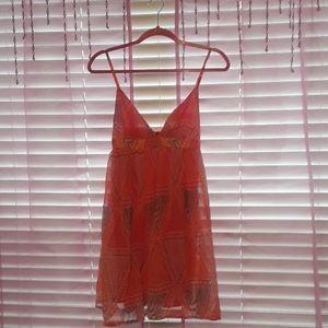 H&M summer dress size 8